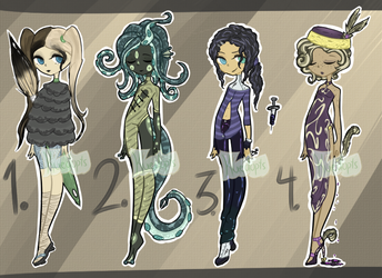 Ink Adopts [CLOSED] by Kuejena