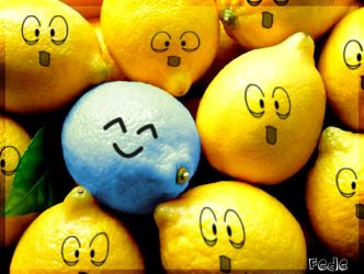 Be a different Lemon XD by Fede-Milano