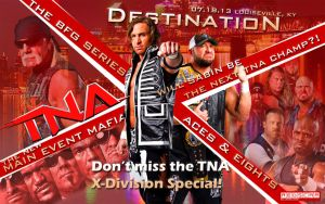 TNA Destination X 13 - 1280x800 by RedScar07