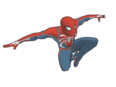 Spidey! by MabocDurenArts