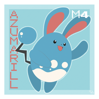 Team Cards - Azumarill