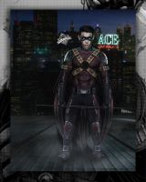 Ryan Potter Red Robin  by Spider-maguire