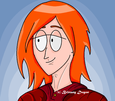 Carrot Top by Zetsu-EvilHalf