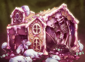 Hansel and Gretel by kevintheradioguy