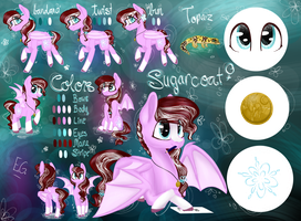 .:Sugarcoat Reference:. by SwirledSweetz