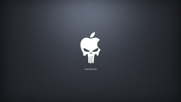 Hackintosh wall 4K by sanax
