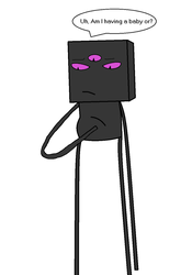 Lil Enderbaby by BalloonChey