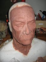 Zombie Sculpt by Meaghan-Monster