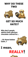Bidoof: Registered Badass