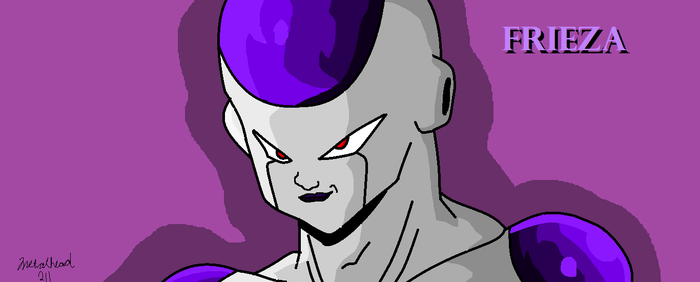 Frieza from Chapter 314 by Metalhead211
