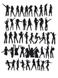 vector dancers by blindblues46