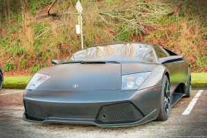 Stealth Murcielago by SeanTheCarSpotter