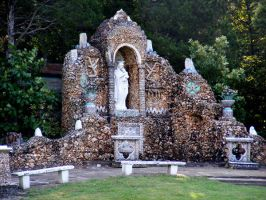 Shrine and Grottos 2 by PridesCrossing