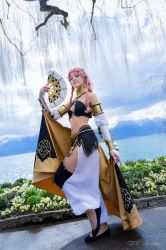Olivia Performing Arts Cosplay from Fire Emblem by Tinu-viel