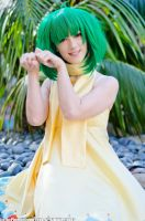 Ranka Lee from Macross Frontier Preview by RuffleButtCosplay