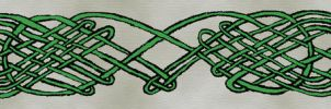 Untitled Celtic Knot 3 by Abadoss