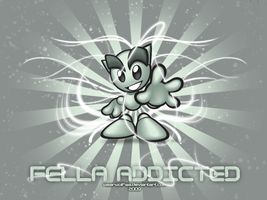 Fella Addicted by Wearwolfaa