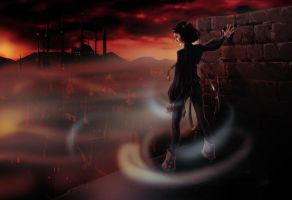 Mistborn by SeverineDumagny