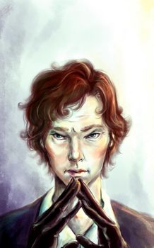 -Sherlock- for Laura by Spoiled-kitten