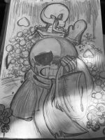 Undertale Genocide by RynNelly