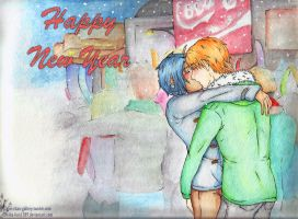 .:Happy New Year 2015:. by kiba-kun1289