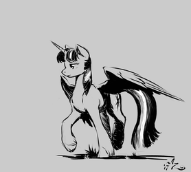 Daily Doodle 388 by Amarynceus