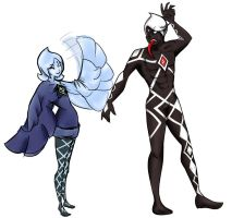Ha.Ha.Ha. - Ghirahim and Fi by Balisha04