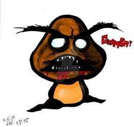 Goomba by gothicrocker84