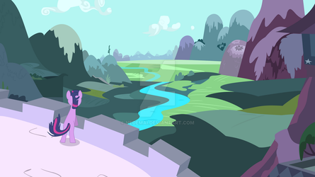 SEASON 3  Twilight Song Landscape by Nedemai