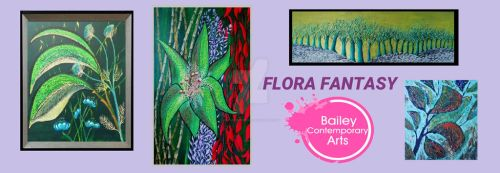 FLORA FANTASY COLLECTION by alanpeterspence