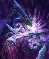 Metagross VS Dialga