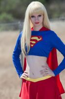 Supergirl: JLU 4 by AliceInTheTARDIS