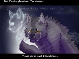 Greystripe - I miss you so much by Espenfluss