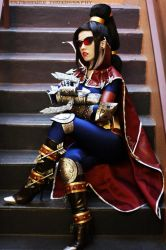 Vayne at ALA 2 | League of Legends by Jynxed-Art