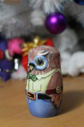 Dad Owl angle1 by ItsMyUsername