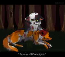 I'll Protect you by BrooklynKillsDreams