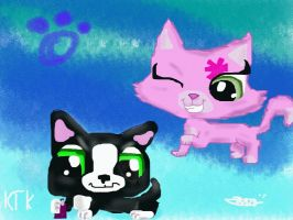 Littlest Pet Shop Webizodes  Fanart by W-O-T-A-N