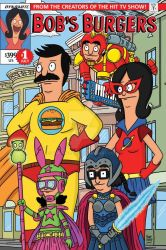 Bobs Burgers #1 by FrankForte