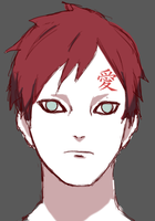 Gaara Epilogue Redesign by anniberri