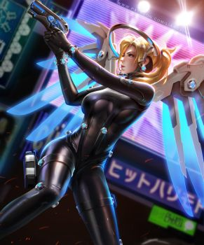 Gantz Mercy by Liang-Xing