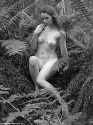 nude in woods 12 by deadheadphotography