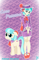 Coco Pommel by Arteses-Canvas