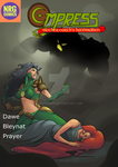 Empress - Issue 4 - Lethal Hazing - Cover by NRGComics