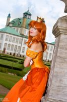 Princess Daisy by Rinaca-Cosplay