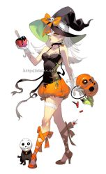 pumpkin bones by einlee