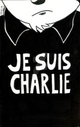 January 7th - Je suis Charlie by ThePandamis