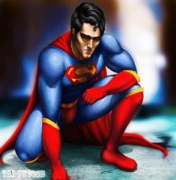 SuperMan by The-Swoosh