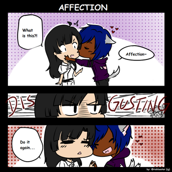 Affection by criselaine