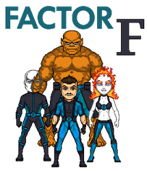 Age without X - Factor F by therealOrkie