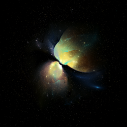 Another Nebula by FractalSam